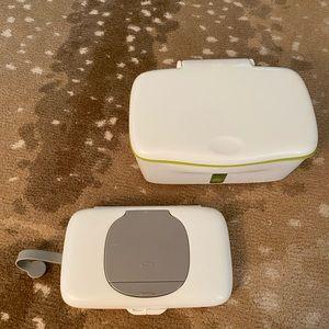 OXO Tot Wipe Dispenser & Travel Wipe case